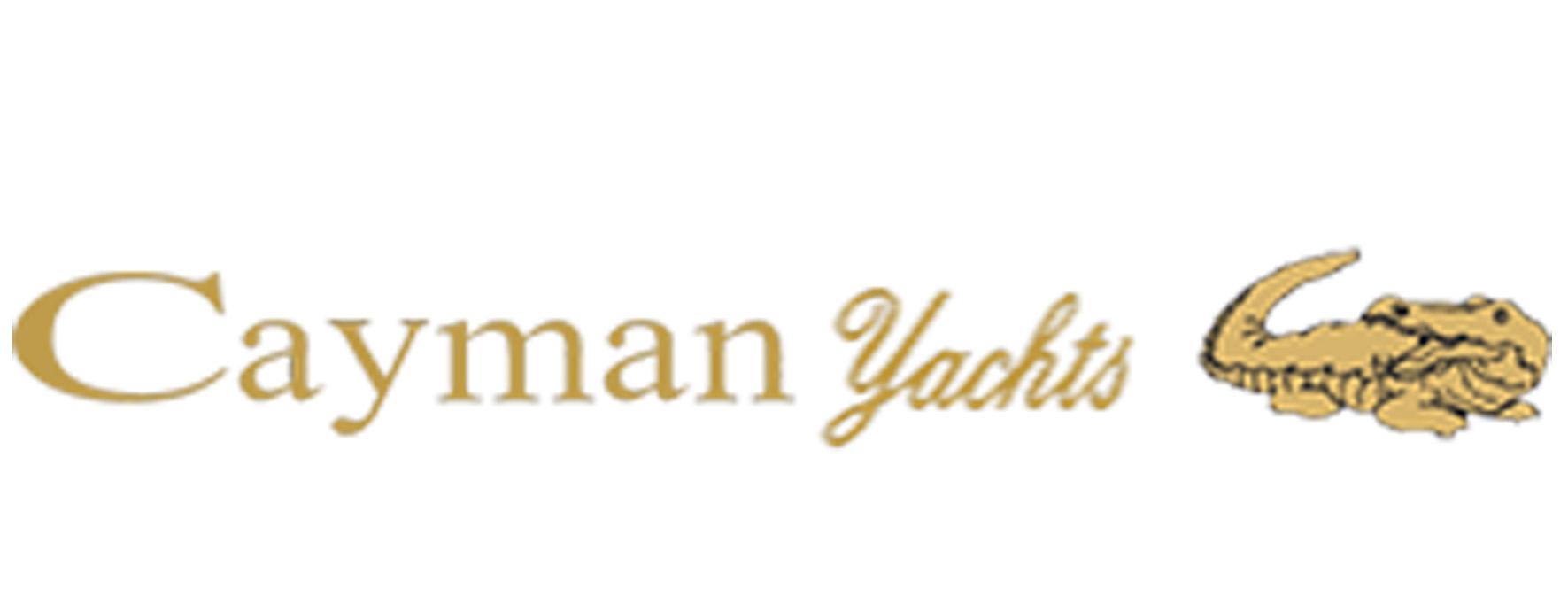 Bateau Cayman Yachts